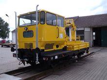 RAIL VEHICLE WITH CRANE KLV 53