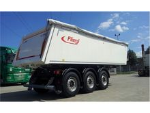 2016 FLIEGL tipper semi-trailer