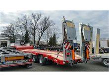 2016 FLIEGL 3 axle low loader s