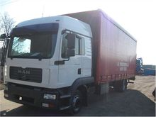 Used 2008 MAN TGL 12