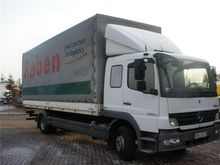The 2009 Mercedes Atego 1222 dr