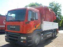 Used 2004 MAN TGA 26