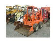 1991 Bobcat 753 skid steer load