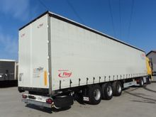 2010 Fliegl Curtain Curtain Cur
