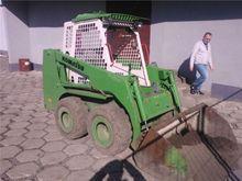 1997 Komatsu skid steer loader