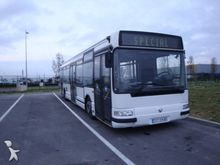 Used City Bus Renaul