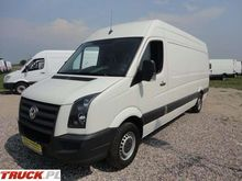 2010 VW CRAFTER MAX KLIMA