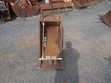 Bucket Backhoe ZEPPELIN ZM 12