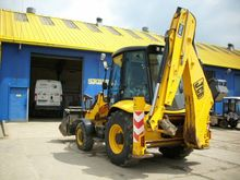 Used 2009 JCB 3CX Ba
