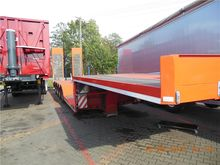 2016 4-axle low loader semi-tra