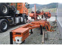 2005 sawmill wood mizer lt 70