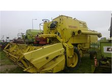 New Holland m135 combine instal
