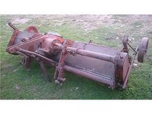 2,4m German mower replacement