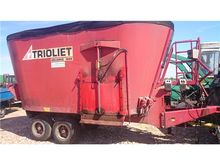 2001 feed cart trioliet sm16zk