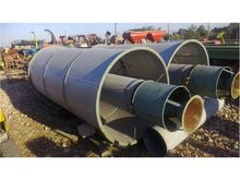 Dryer 38 tons gas silo 0.5% rep