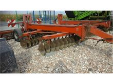 1999 telescopic harrow 3m with