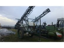 24m 2700L sprayer everad instal