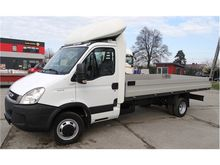 2011 Iveco 50c15 Tipper body 4.