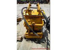 2011 JCB asphalt milling machin
