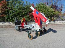Mobile crane JMG GREENLIFTER