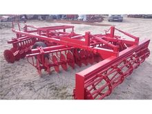 3m plate harrow with a shaft of