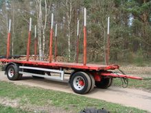 Used 2007 trailer fo