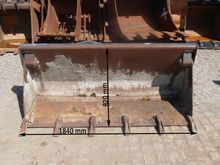 BUCKET FOR CHARGERS HANOMAG 10E