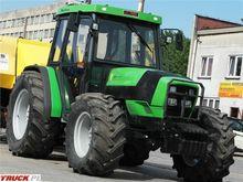2011 deutz-fahr Agrofarm 420