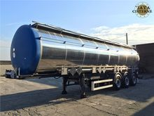2004 Used Chemical tanker ADR S