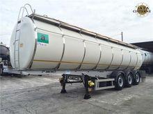 2008 SANTI / MENCI tank used fo
