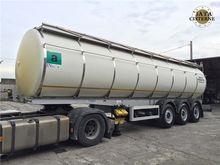SANTi 2007 / CARDI tanker used