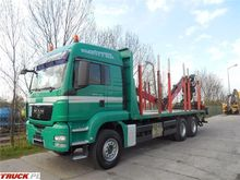 2009 man 26.440 TGS FORESTRY