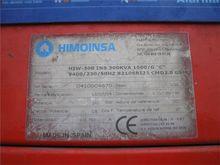 HIMOINSA IVECO 300 KVA