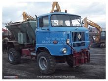 Used 1986 IFA W50 in