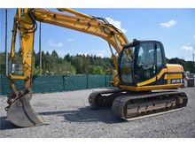 2006 JCB JS130 (CAT CASE VOLVO