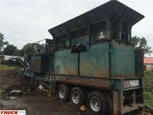 Other 1995 Jaw Crusher BROWN LE