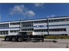 2016 New podkontenerówka CIMC 4