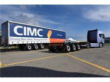 2016 New kontenerówka CIMC 40 '