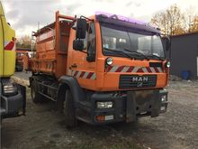 2001 MAN 15.225 municipal tippe