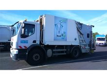 Used Garbage truck i