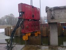 2013 Used PVE 2 x 100T Open Pip