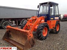 2002 cat Wheel loader Benfra