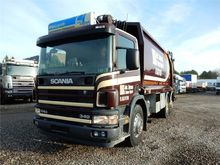 2004 Scania 114340 6x24 Norba