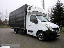 2013 Renault Master with the po