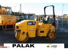 2008 cat Road Roller CAT CB 34X