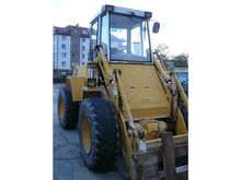 Chargeuse JCB 410 4x4