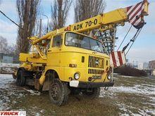 Used 1990 ifa ADK 70