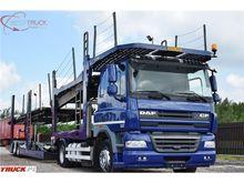 2012 DAF 85.410 AUTOTRANSPORTER