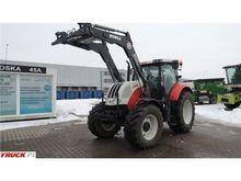 2015 Steyr 6230CVT Ecotec