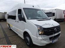VW Crafter 2015 Bus 21 persons.